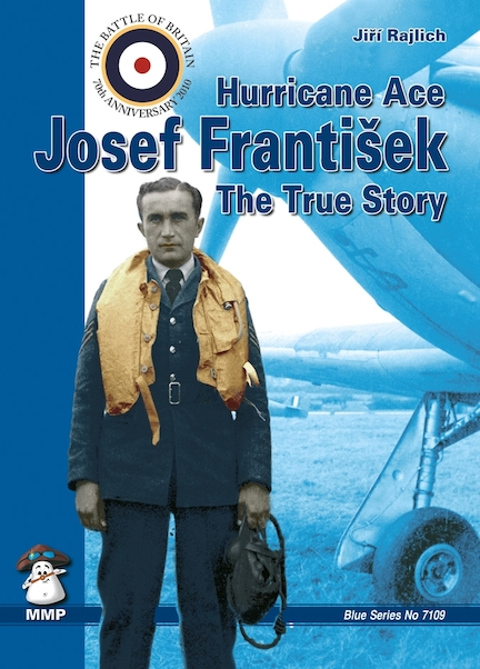 Hurricane Ace, J. Frantisek, the true story  9788389450715
