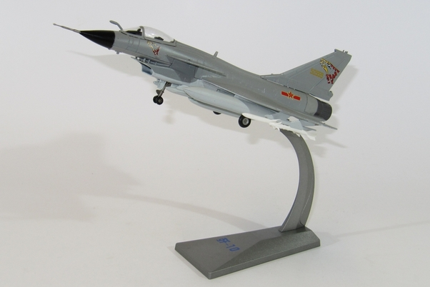 J-10 fighter jet Chinese Air Force (Air Force 1 AF1-0046)