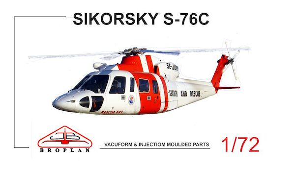 Sikorsky S-76C (Spanish Air Force, Swedish Search and Rescue)  MS-213