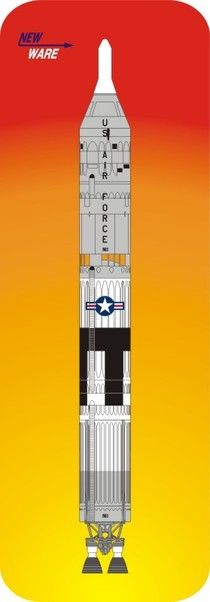 Titan II Test vehicle MK4 Re-Entry Nose  NW085