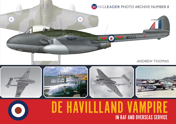 De Havilland Vampire in RAF and Overseas Service  97819087571..