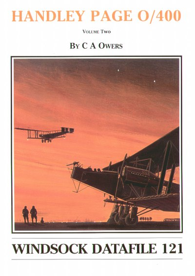 Handley Page O/400 volume 2  1902207904
