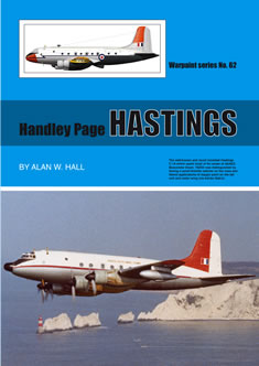 Handley Page Hastings  WS-62