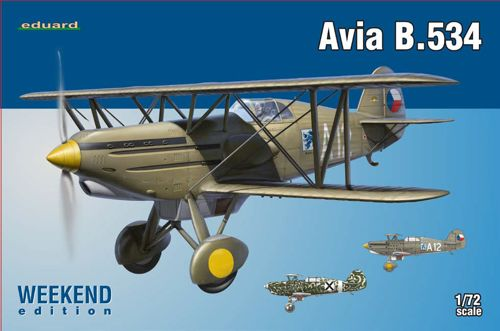 Avia B534 4th Srs - Weekend edition  7428