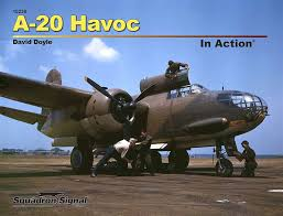 A20 Havoc in Action (REISSUE)  9780897477987