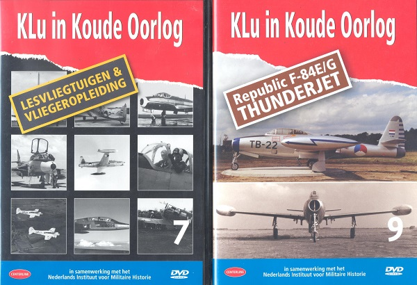 Klu in Koude Oorlog Set volume 7 and 9  KLU-COMBO2