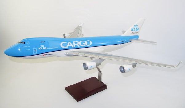 Boeing 747-400F KLM Cargo (operated by Martinair)  PH-CKB  PA135