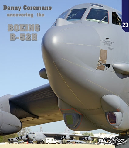 Uncovering the Boeing B52H Stratofortress  9080674783