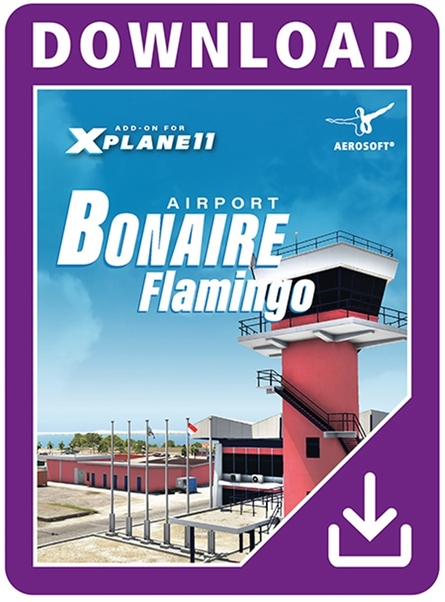 Airport Bonaire Flamingo XP (Download Version)  AS14082-D