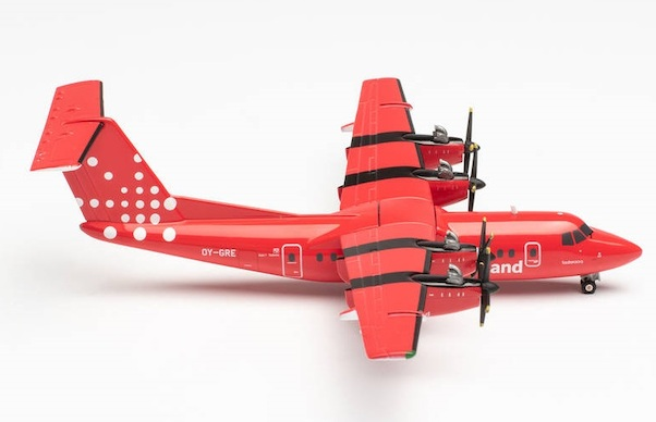 DHC7 Air Greenland OY-GRE  571166