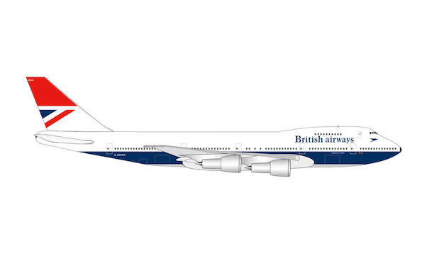 Boeing 747-100 British Airways