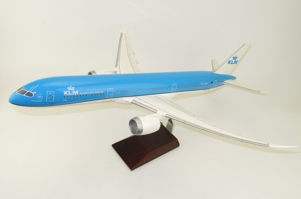 B787-9 (KLM Anjer / Carnation) PH-BHA  MMY0139