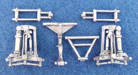 BAe Nimrod Landing Gear (replacement for 1/72 Airfix)  sac72021