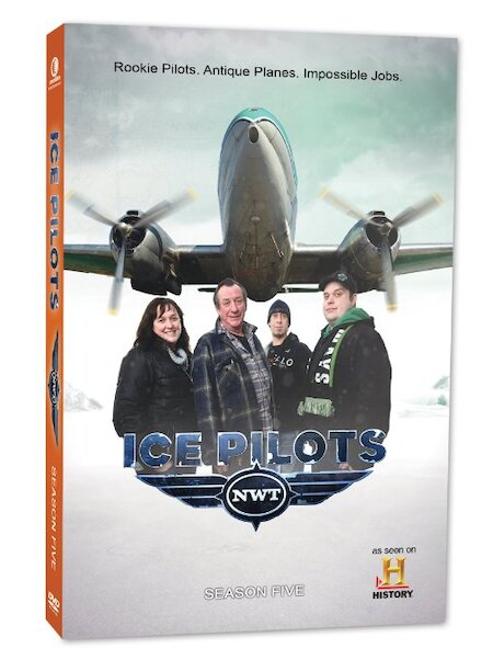 Ice Pilots NWT Season Five  0610696999771