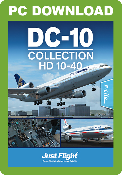 DC-10 Collection HD ( Download version)  J3F000185-D