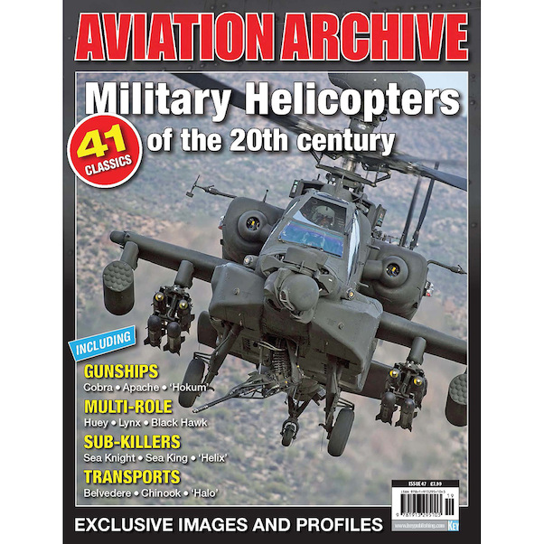 Aviation Archive - Military Helicopters  978191329510319