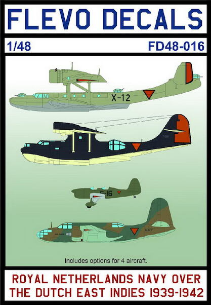 Royal Netherlands Navy over the Dutch East Indies 1939-1942  FD48-016