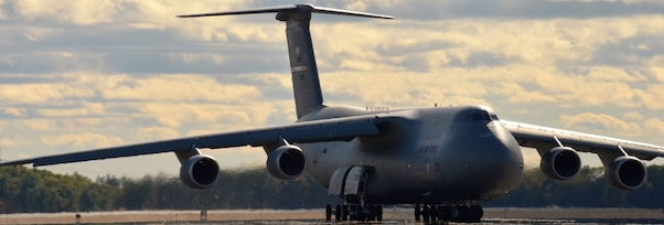 Lockheed C5M Super Galaxy (USAF, 337th Airlift Squadron, 439th Airlift Wing, Westover Air Reserve Base)  533058
