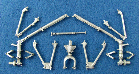 Consolidated PBY5A - OA10A Catalina Landing Gear (Revell / Monogram)  sac48068