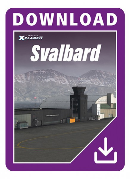 Airport Svalbard XP (Download Version)  14269-D