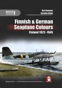Finnish and German Seaplane colours: Finland 1939-1945  9788365958488