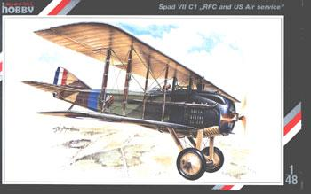 Spad VII C1 (RFC and US Air Service) (Special Hobby SH48010)