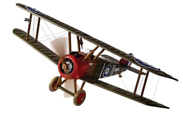 Sopwith Camel F1, Wilfred May, 21st April 1918, Death of the Red Baron  AA38110