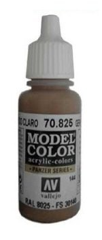 Vallejo Model Color German Camouflage Pale Brown  val144