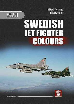 Swedish Jet Fighter Colours  9788365281012