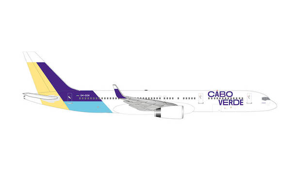 Boeing 757-256 (WL) Cabo Verde Airlines D4-CCH  534604