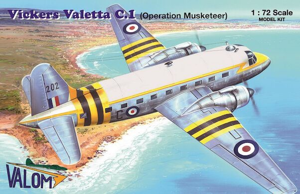 Vickers Valetta C.1 (Suez Campaign, RAF Middle East)  72150