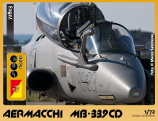 Macchi MB339CD conversion  72803