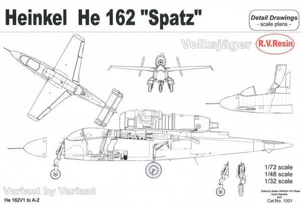 heinkel he162  u0026quot spatz u0026quot variant by variant  revised