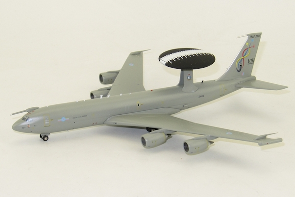 E3D Awacs Sentry (RAF, Royal Air Force) ZH106 with stand  IFE3D0717