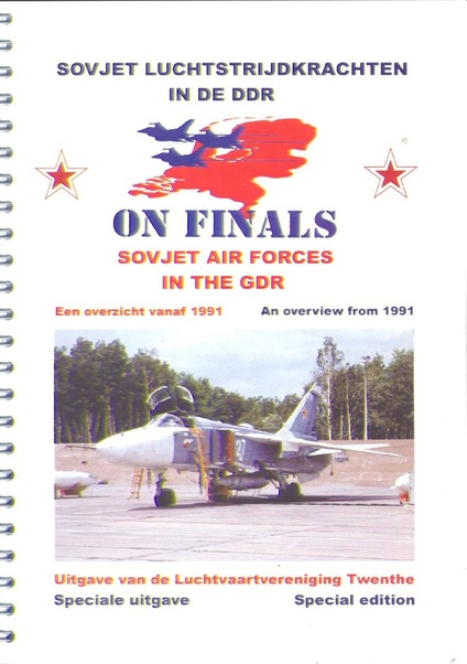 On Finals Special: Soviet Air Forces in GDR (English Version)  ON FIN SPEC-UK