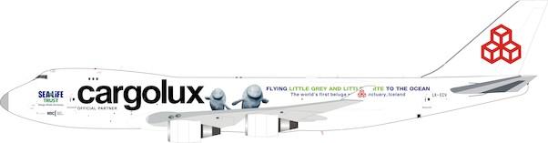 B747-400F (Cargolux