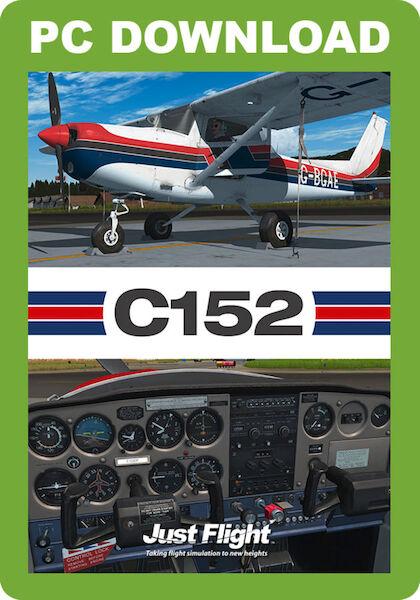 C152 (download version P3D/FSX) (Just Flight J3F000241-D)