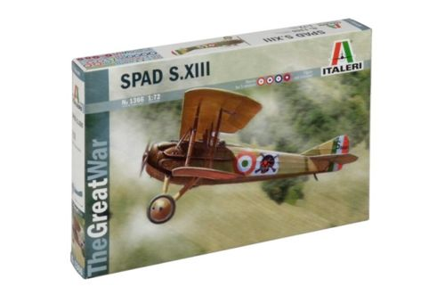 Spad S.XIII 'The Great war