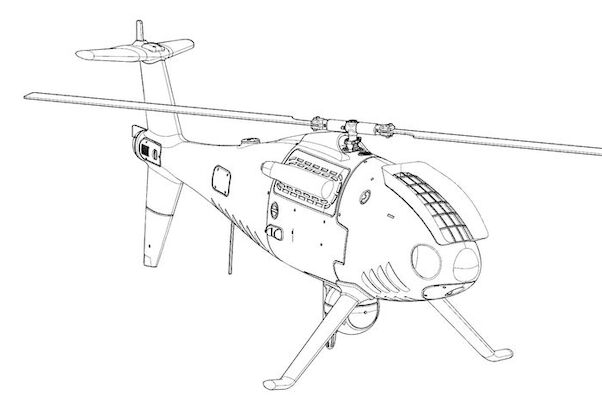 S-100 Camcopter  BRS48011