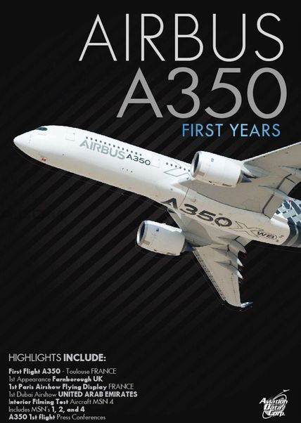 Airbus A350 First Year  0096962101121