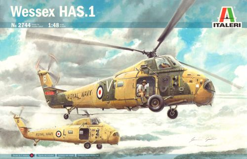 Westland Wessex HAS1  342744
