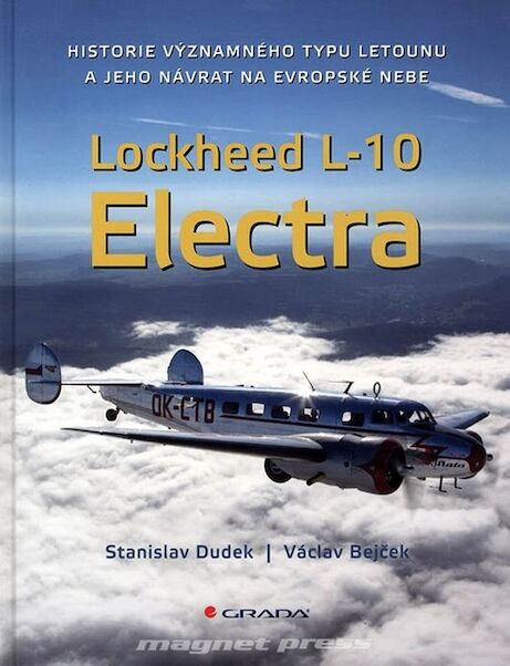 Lockheed L10 Electra (BACK IN STOCK)  9788024758565