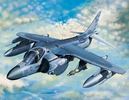 AV8B Harrier II Plus  TR02286