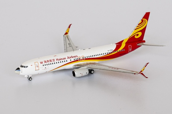 Boeing 737-800/w Hainan Airlines B-1729 with scimitar winglets; with Air China's nose  58061