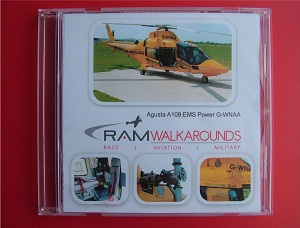 Agusta A109 EMS Power G-WNAA walk around  RAM-A109