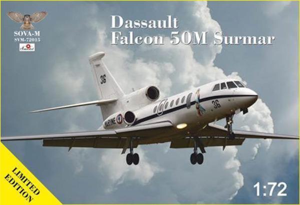 Dassault Falcon 50M Surmar (French Navy)  SVM-72015