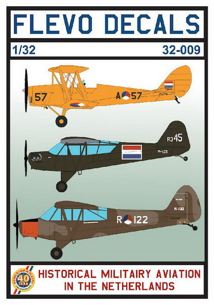 Historical Military Aviation in the Netherlands  FD32-009