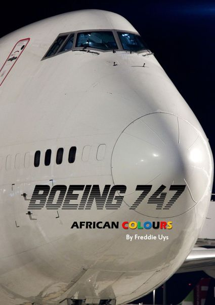 Boeing 747 African Colours  AFRICAN Colours