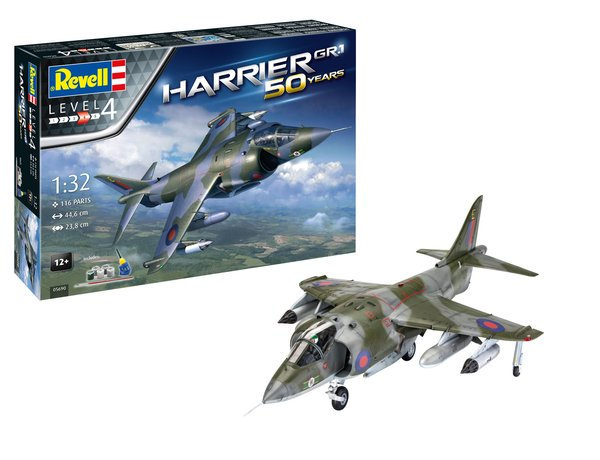 British Aerospace Harrier Gr1