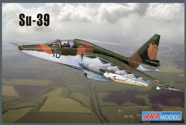 Suchoi Su39 (Su25TM) Frogfoot B (STOCK REDUCTION SALE - WAS EURO 29,95)  AM7217